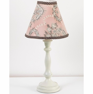 Cotton Tale N. Selby Nightingale Lamp & Shade