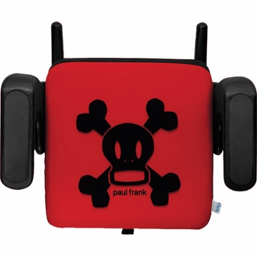 Clek Olli Booster Seat - Paul Frank Red Skurvy