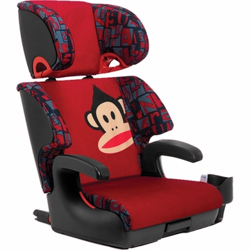 Clek Oobr Booster Seat - Paul Frank Faux-Hawk Julius