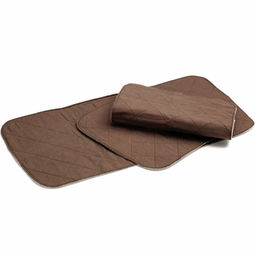 Graco 2 pk Changing Table Pad Covers in Arden Brown