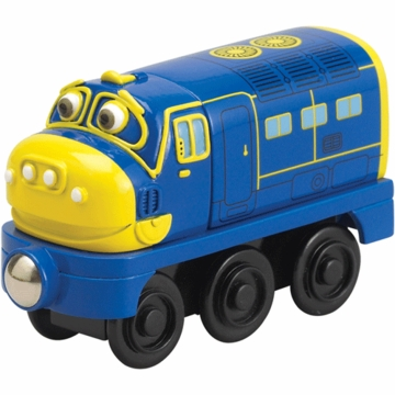 Chuggington Wood Brewster Engine