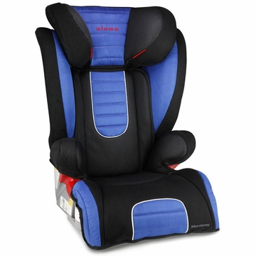 Diono Monterey Booster Car Seat - Blue