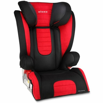 Diono Monterey Booster Car Seat - Red