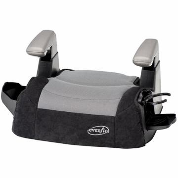 Evenflo Big Kid No Back Booster Car Seat - Ridgeline
