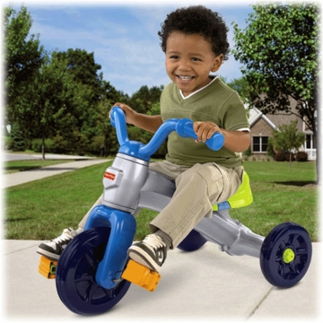 Fisher-Price Grow With Me Trike in Boy