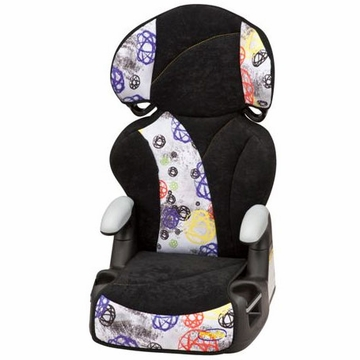 Evenflo Big Kid Sport Booster Car Seat - Wheels