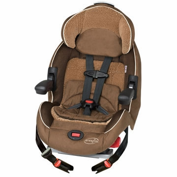 Evenflo Generations 65 TruTether Combination Booster Car Seat - Barrett
