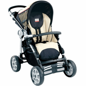 Peg Perego AT4 Stroller in Safari