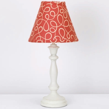 Cotton Tale N. Selby Peggy Sue Lamp and Shade
