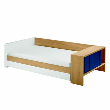 Nurseryworks Duet Bed - Natural