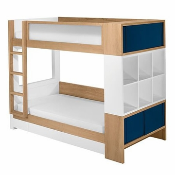 Nurseryworks Duet Bunk Bed - Natural