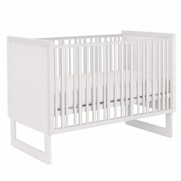 Nurseryworks Loom Crib - Snow