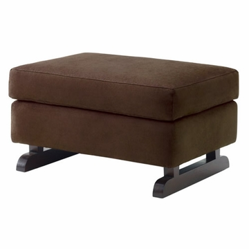 Nurseryworks Perch Stool in Mocha with Dark Base