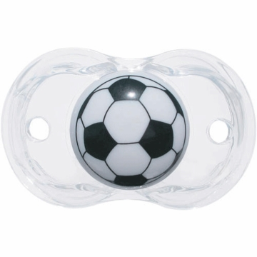 Razbaby Keep it Kleen Pacifier in Soccer Ball
