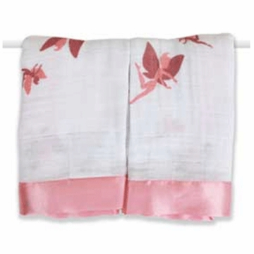 Aden + Anais Issie Security Blankets - 2 Pack - Lulu Faries