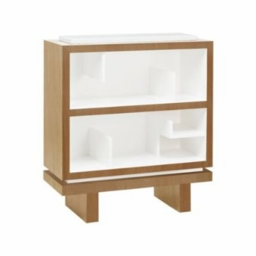 Nurseryworks Storytime Single Bookcase - Light