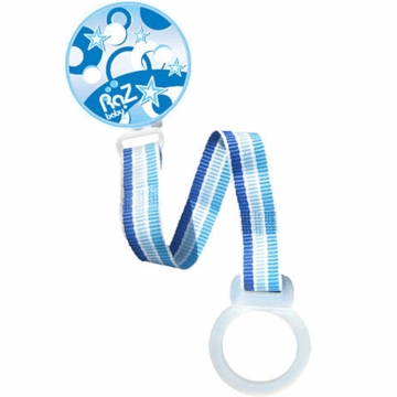 Razbaby Boys Pacifier Holder