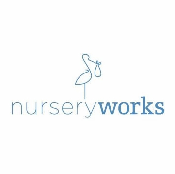 Nurseryworks Vetro Changer - Acrylic Cutout - Light
