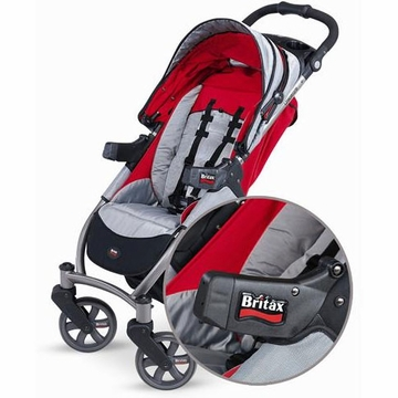 Britax Chaperone Arm Rest Covers