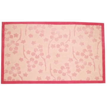 Kids Line Growing Garden Rug by notNeutral
