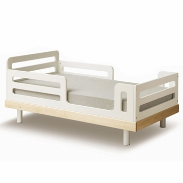 Oeuf Classic Collection Toddler Bed in Birch