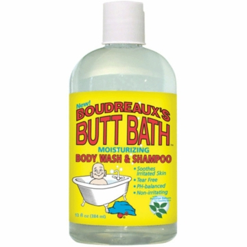 Boudreaux's Butt Bath Body Wash & Shampoo - 13 oz