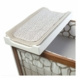 Oilo Changing Pad Cover & Topper in Taupe