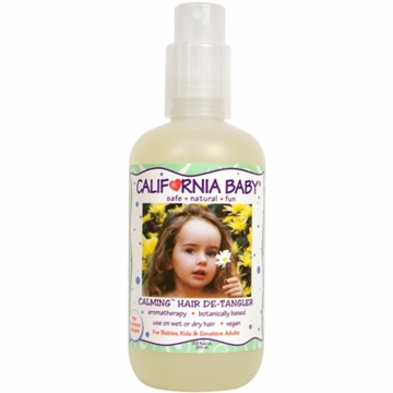 California Baby Calming De-Tangler Hair Spray-8.5 oz