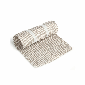 Oilo Extra Changing Pad Topper in Taupe