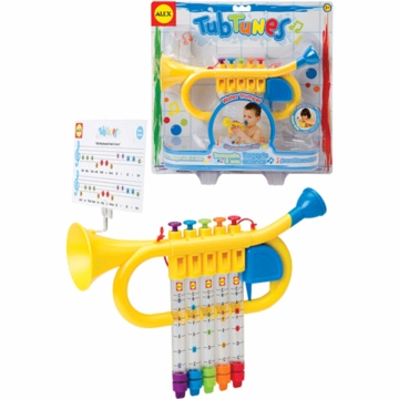Alex Water Trumpet Bath Toy