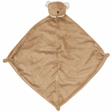 Angel Dear Dark Bear Blankie