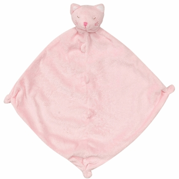 Angel Dear Pink Kitty Blankie
