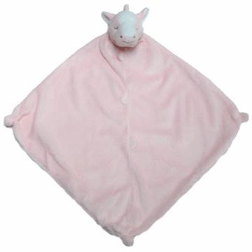 Angel Dear Pink Pony Blankie