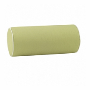 Oilo Bolster Pillow in Spring Green