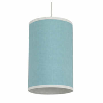 Oilo Solid Cylinder Light in Aqua