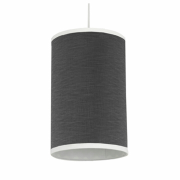 Oilo Solid Cylinder Light in Pewter