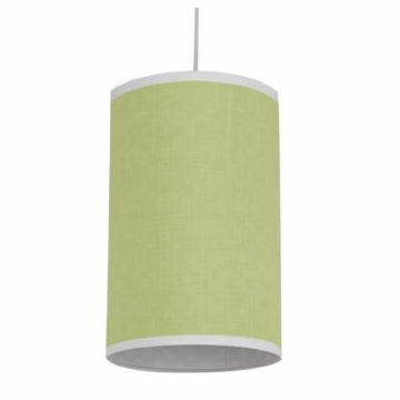 Oilo Solid Cylinder Light in Spring Green