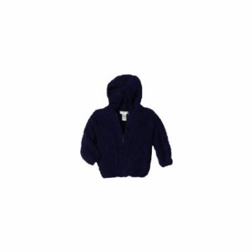 Angel Dear Classic Hooded Jacket in Navy  - 6 Months