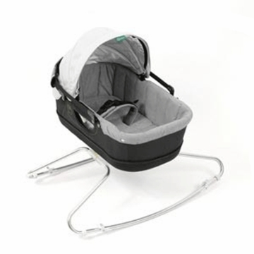 Orbit Baby Bassinet Cradle in Black and Slate