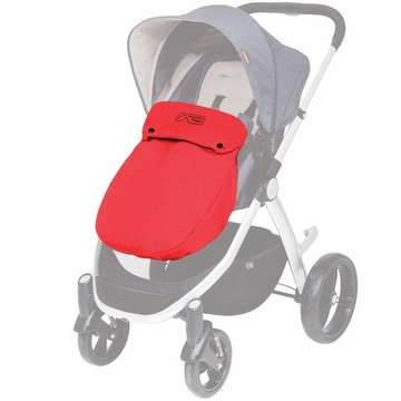 Mountain Buggy Cosmopolitan Cosytoe - Chilli