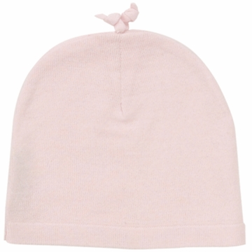 Angel Dear Girl's Take Me Home Solid Hat in Baby Pink