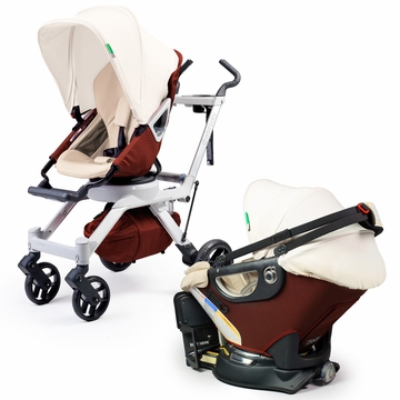 Orbit Baby Travel Collection - Mocha/Khaki