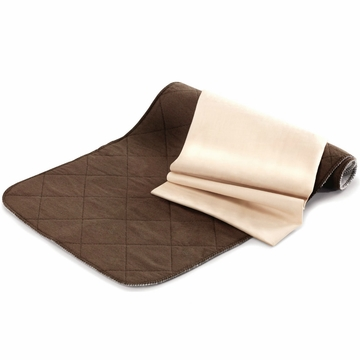 Graco Comfy Combination - 1 Pack 'n Play Sheet and 1 Changing Pad Cover in Cream and Chocolate