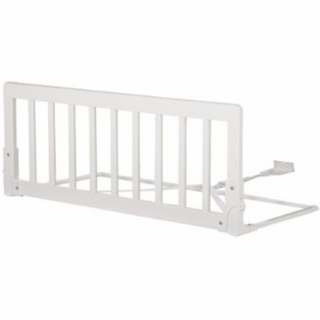 Kidco Convertible Crib Rail in White