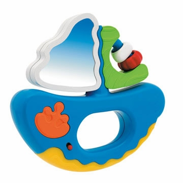 Chicco My First Sailboat Rattle