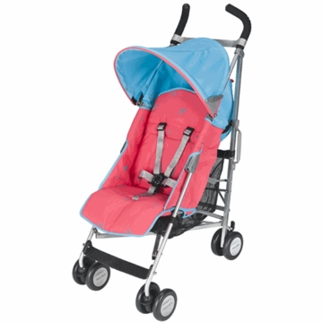 Maclaren Quest Mina Perhonen Limited Edition in Pink