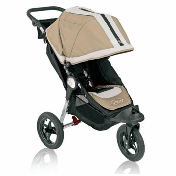 Baby Jogger City Elite Single Stroller 2009 Stone Sport
