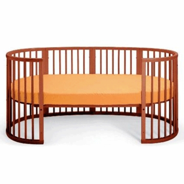 Stokke Sleepi Junior Bed Conversion Kit in Cherry