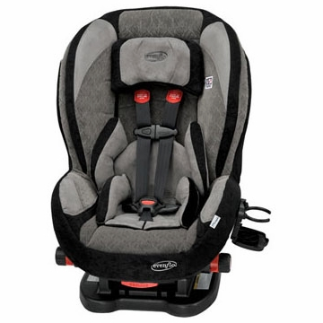 Evenflo Triumph 65 DLX Convertible Car Seat - Lincoln