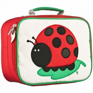 Beatrix New York Lunch Box - Juju (Ladybug)